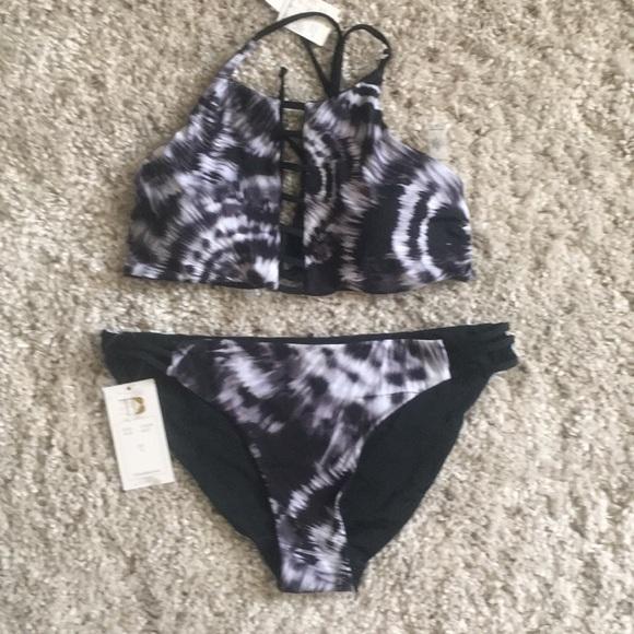 13948dd3e1 tiki bikini Swim | Brazilian Seamless Tie Dye Bathing Suit | Poshmark